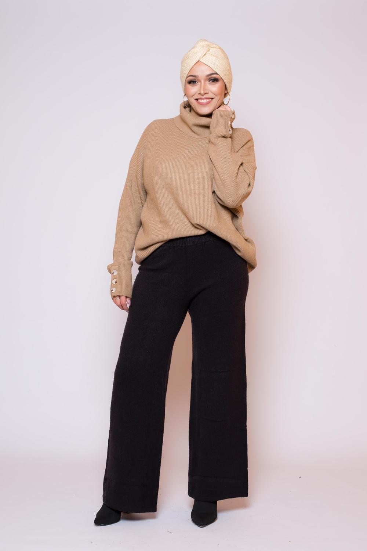 Pantalon winter noir