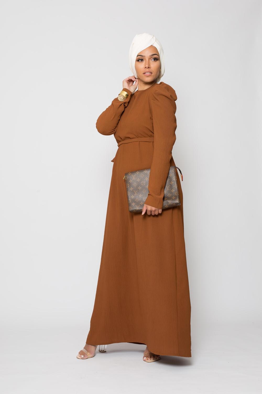 Robe Vogue Moka