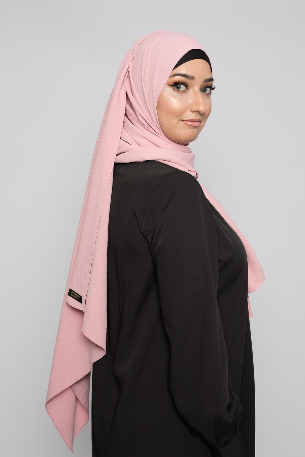 Hijab luxe jazz pink