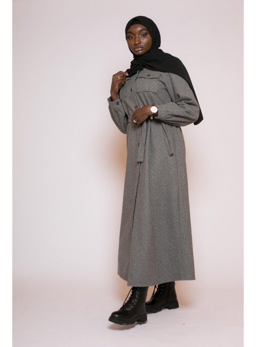 Ayabas Et Robes Longues Pour Femmes Musulmanes Voilees En Hijab Chic And Modesty