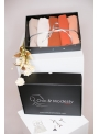 Boxe automne hiver Hijab luxe jazz