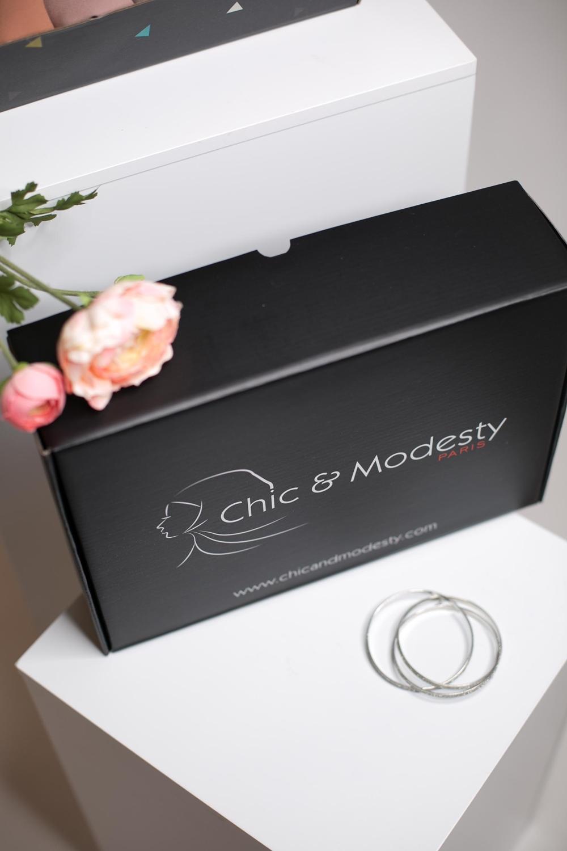 Boîte cadeau chic and modesty