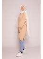 Pull sweat nude boutique hijab femme musulmane