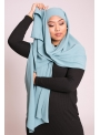 Hijab viscose turquois boutique femme musulmane