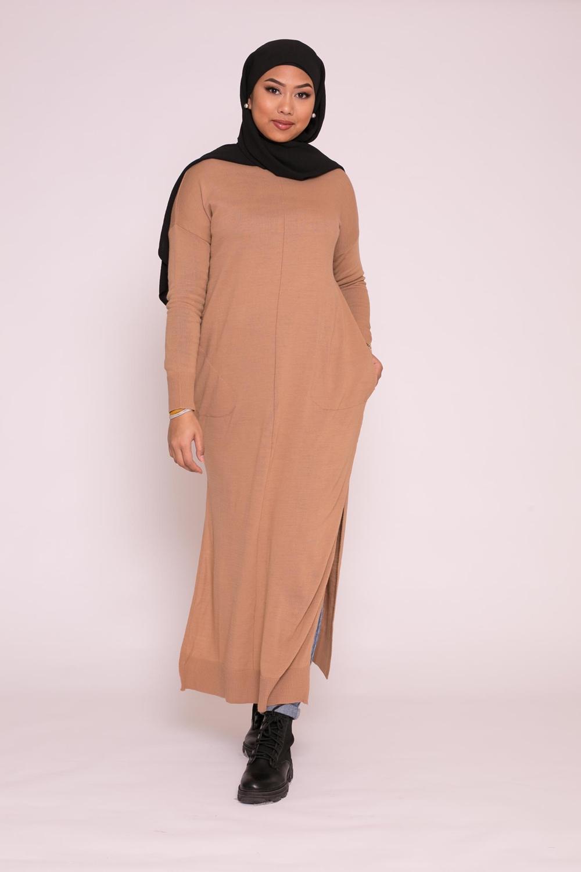 Pardessus camel clair