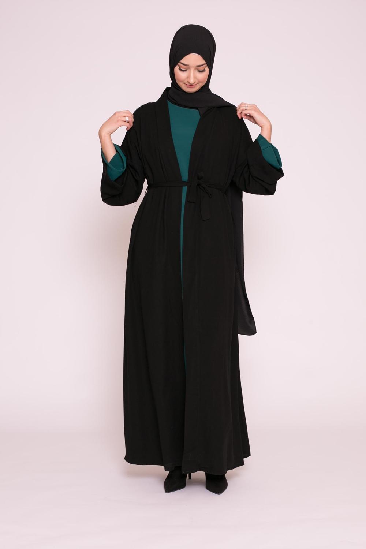 Kimono médine noir