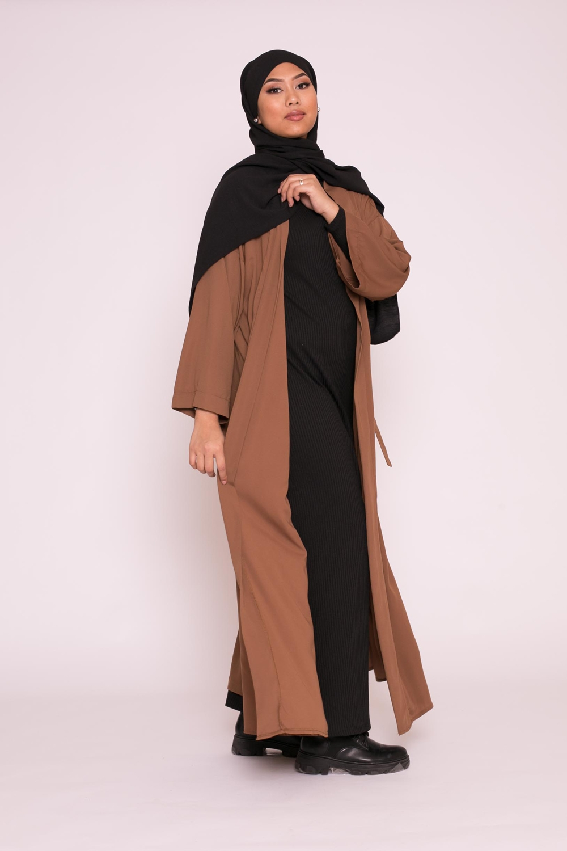 Kimono médine moka