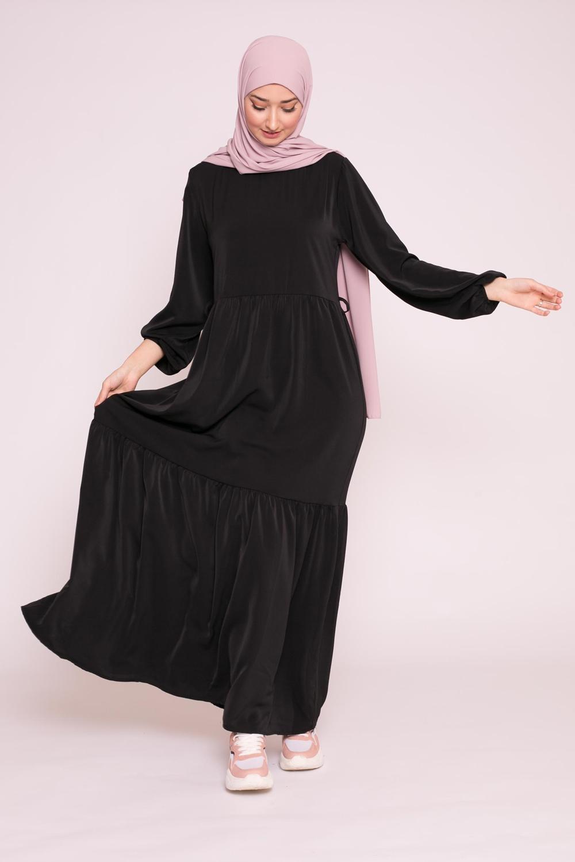 robe ample noir