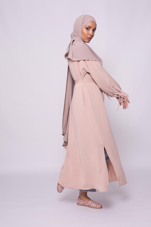 Robe tunique summer nude