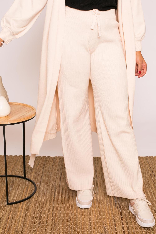 Pantalon winter crème