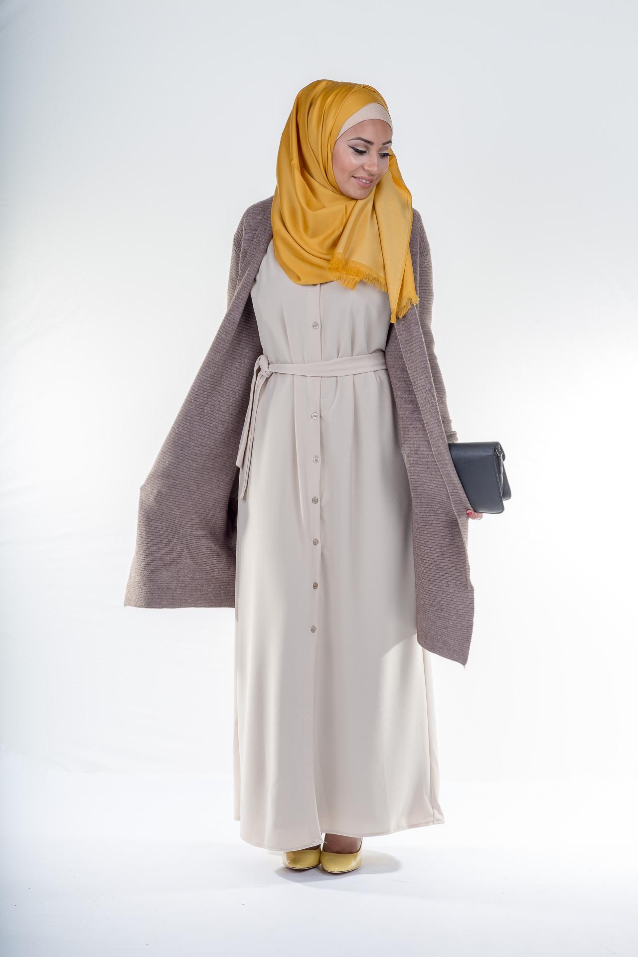 Robe Winter beige