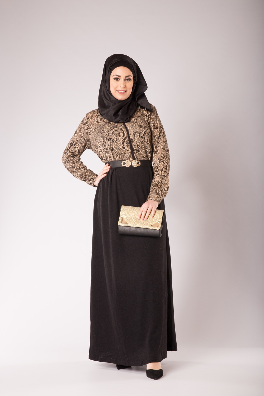 Abaya Paisley
