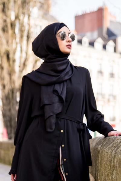 Vêtements pour femme musulmane voilée en hijab