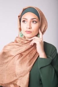 Maxi hijab d'été Ambré