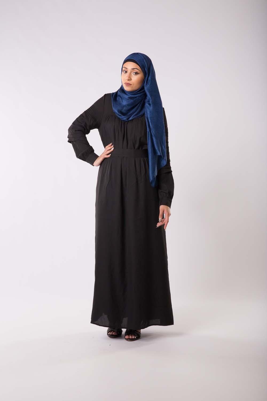 Robe LINA noir