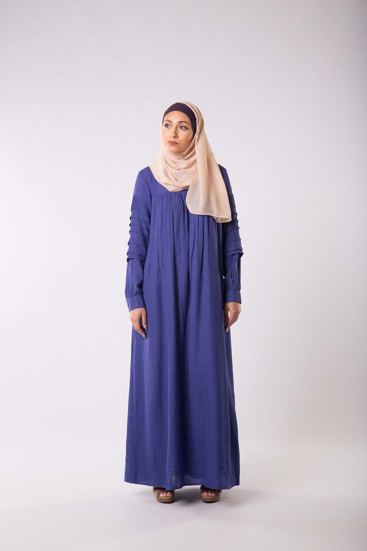 Robe LINA bleu
