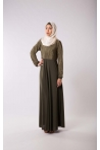 hijab de soie blanc cassé