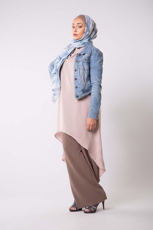 Hijab Plume