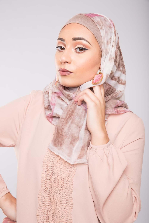 Hijab Rosé