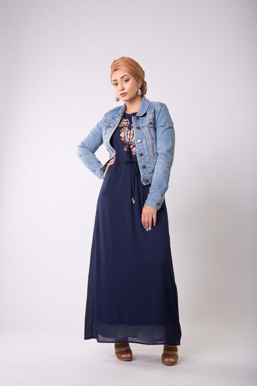 Robe Summer bleu