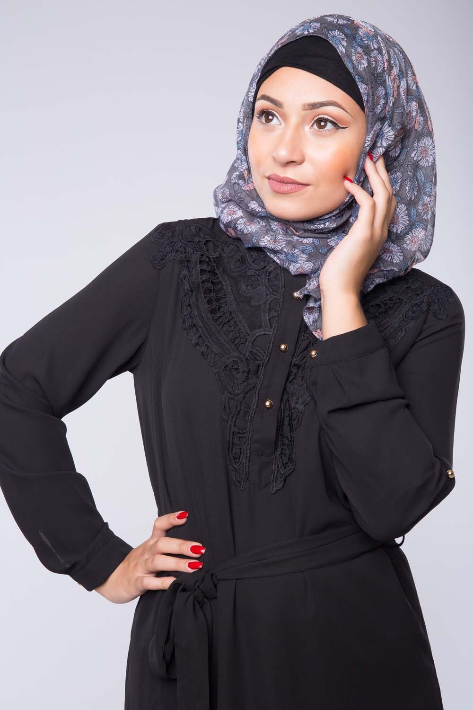 Hijab Flora
