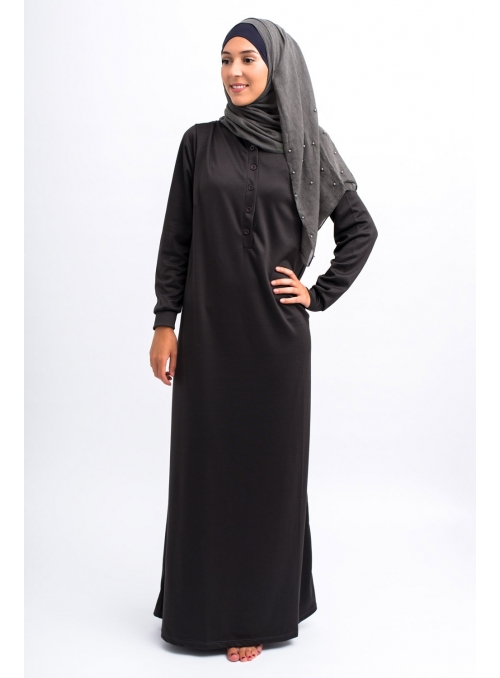 Robe Casual grise