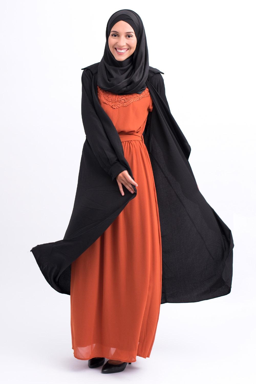 Robe Terracotta