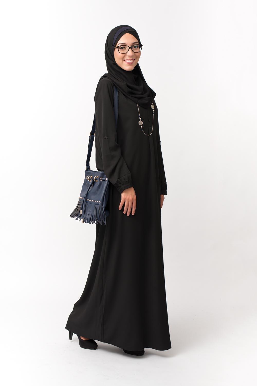 Robe Calisual noir