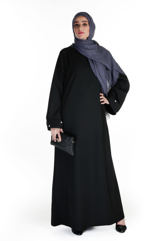 Abaya Modest Chic noir