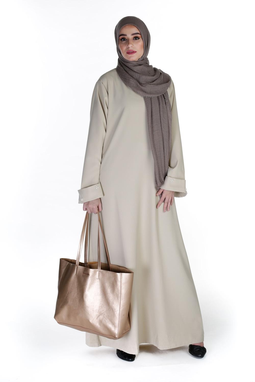 Abaya Modest Chic beige