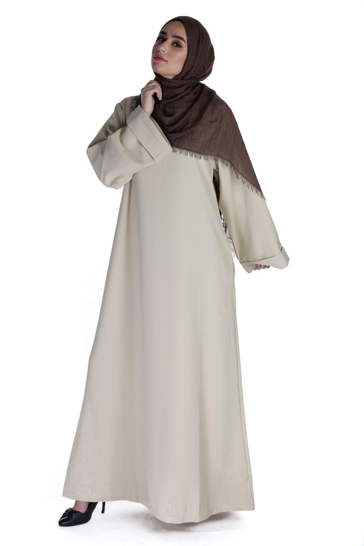 Abaya Casual Chic beige