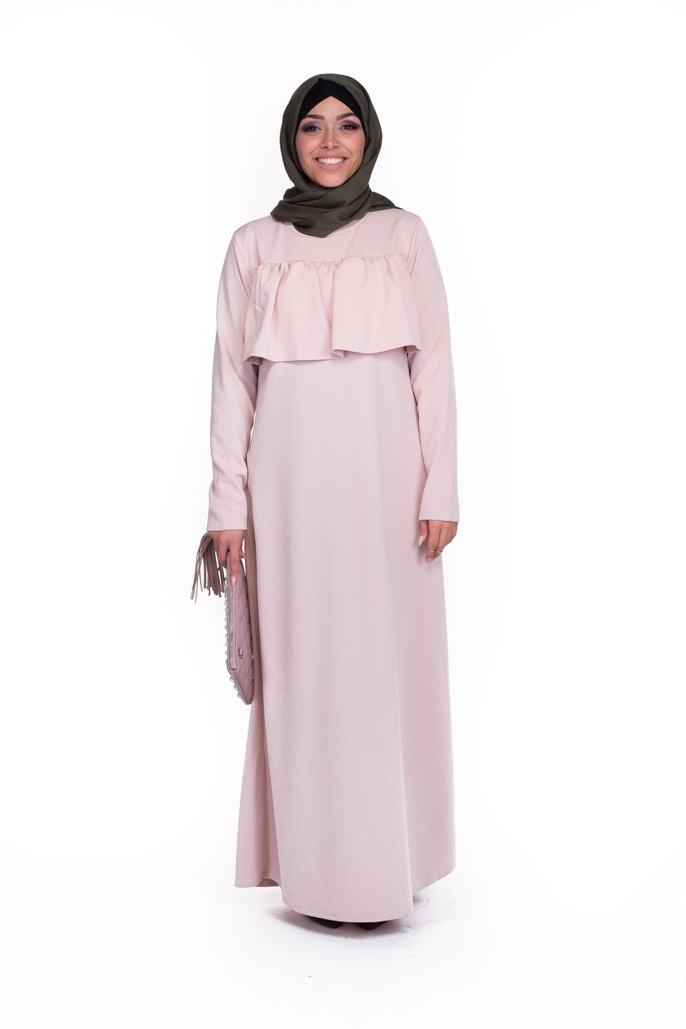 Robe Assia Moda Nude