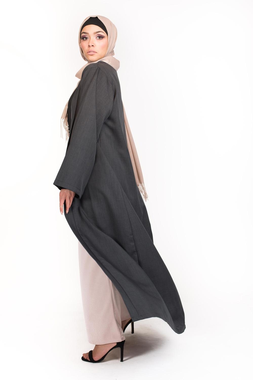 Kimono Casual anthracite