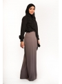 Palazzo Oversize taupe boutique hijab