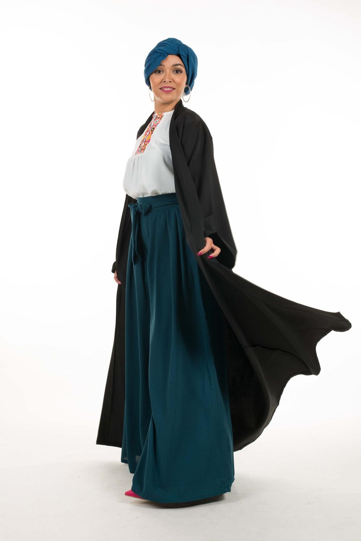 Kimono Simply noir