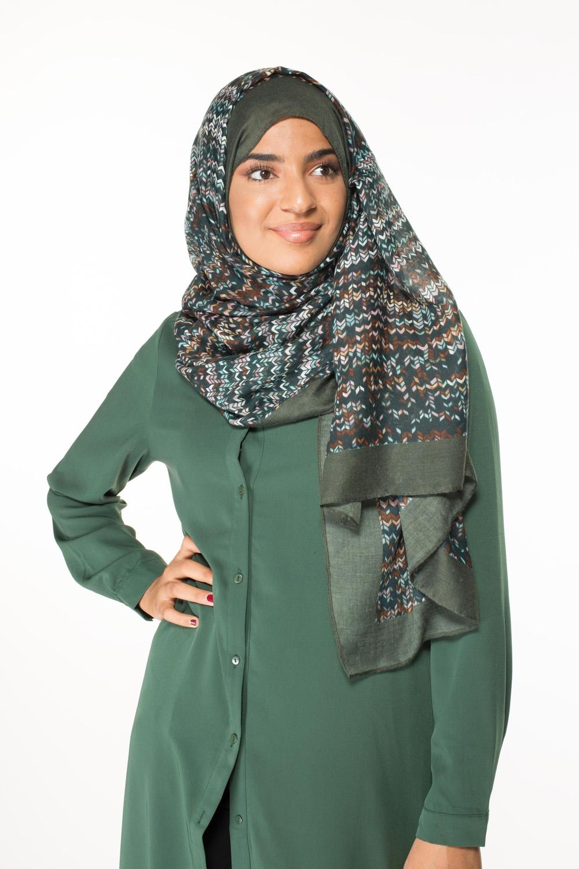 Hijab pixelia vert