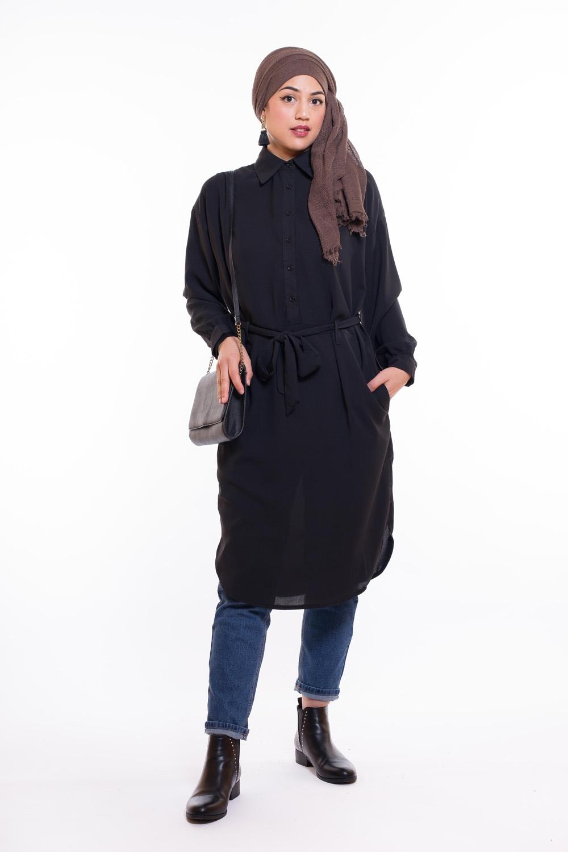 Tunique Moda noir