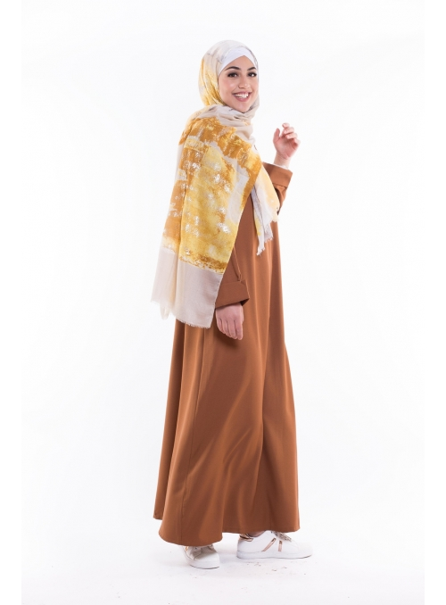 Robe simply brown