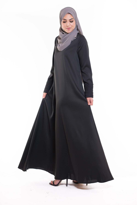 Robe Swan noir