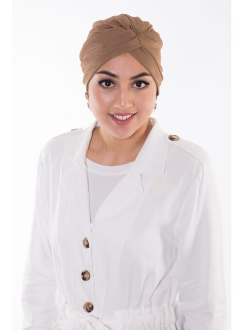 Turban egy brown