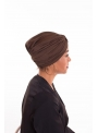 Turban summer chocolat boutique hijab