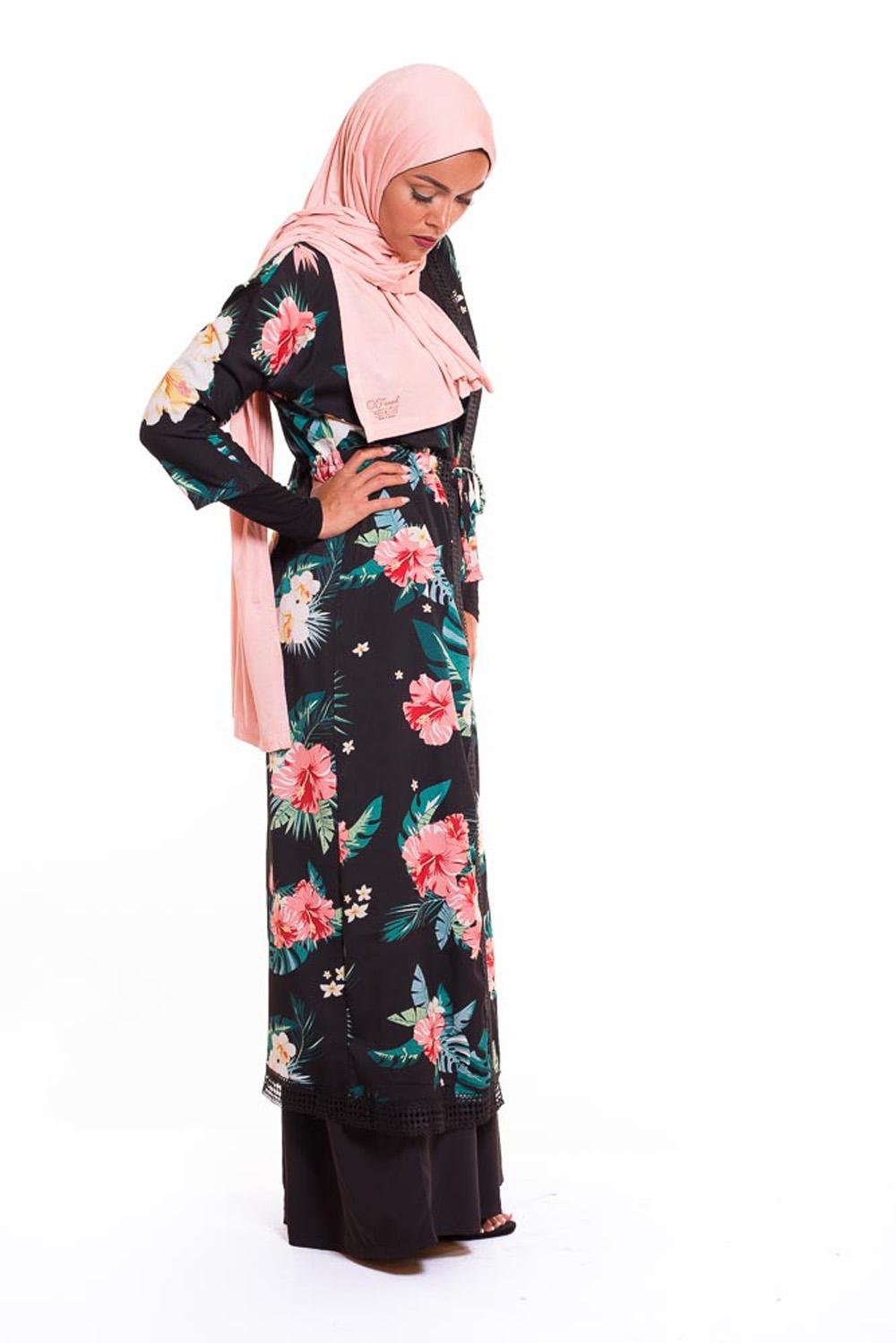Kimono summer noir