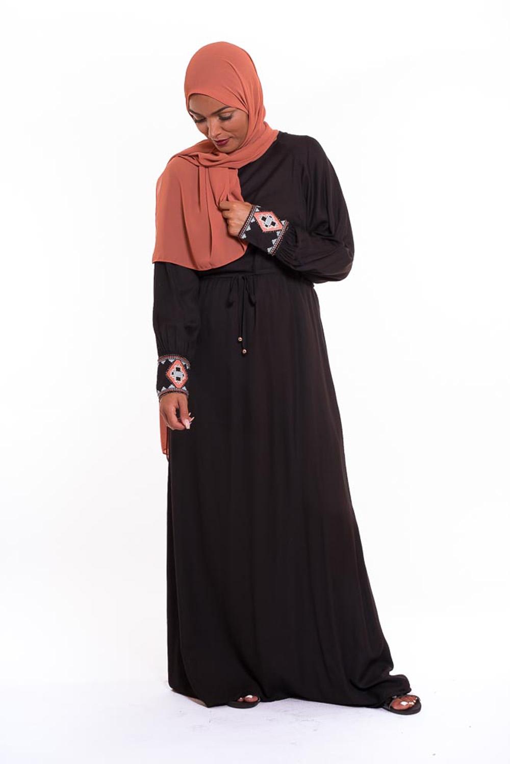 Robe Anika noir