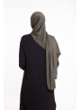 Hijab pure and cool noir