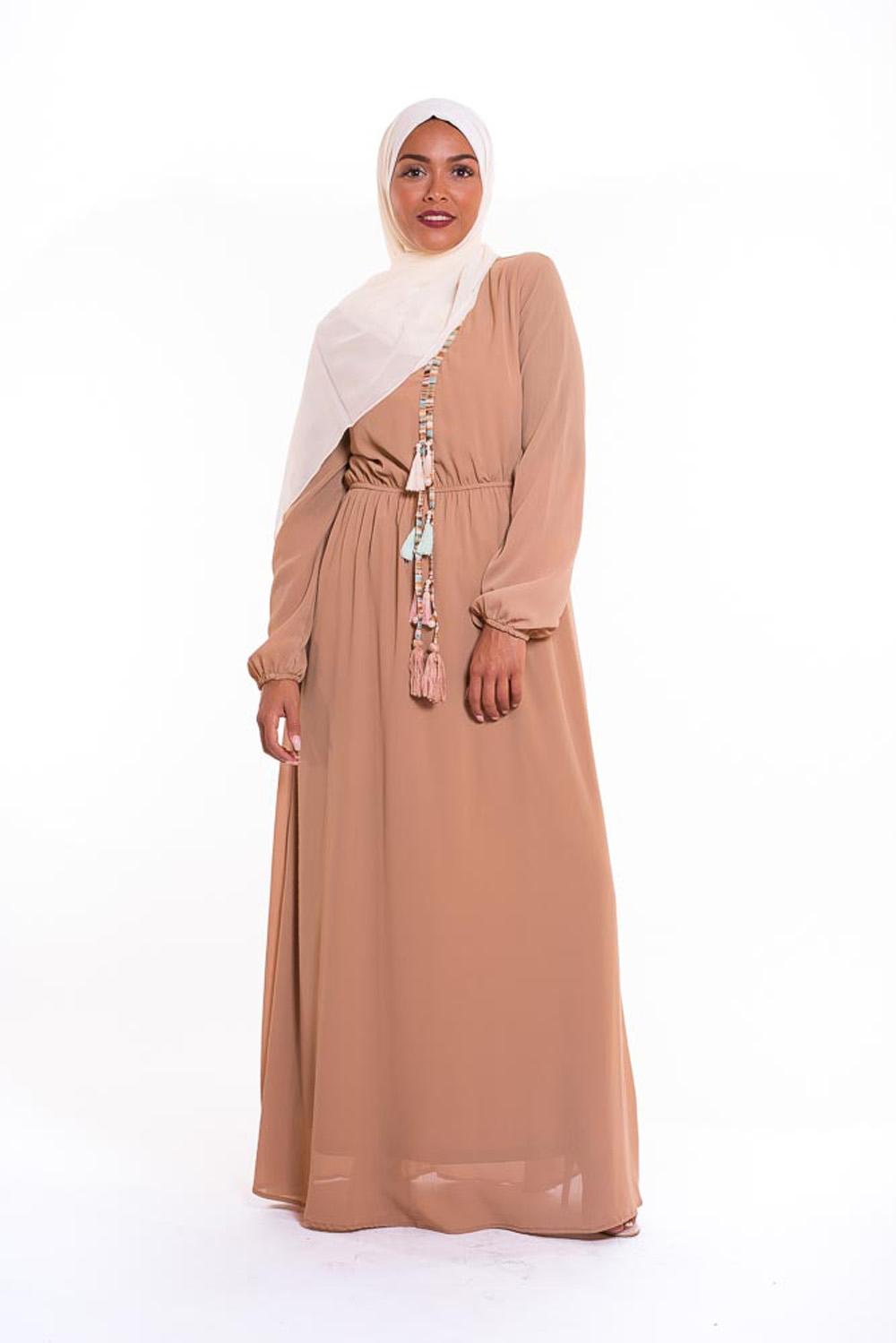 Robe camelia