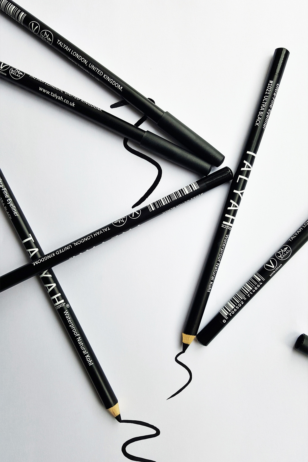 Kohl eyeliner waterproof