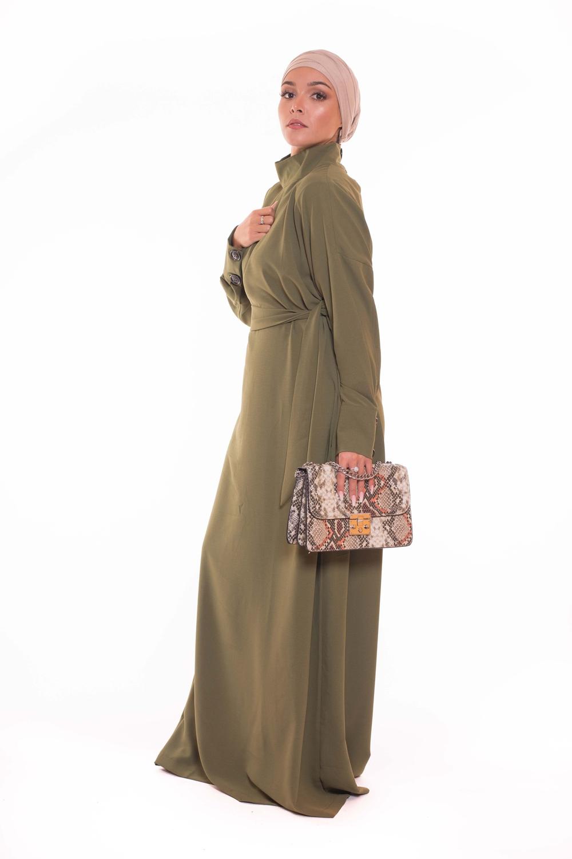 Robe Asmara olive