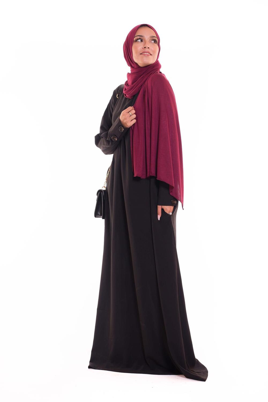 Robe Asmara noir