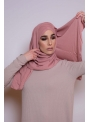 Hijab prêt à porter winter rose
